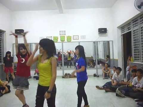 [ Lee Cat dancing class ★★ ] 2nd prize ! Giải nhì cuộc thi Bước Nhảy Đam Mê - June 2013