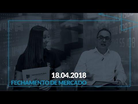 Alta Brasil Foods e Siderúrgicas - Fechamento de Mercado - 18.04.2018