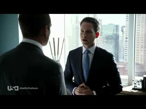 Suits: Harvey x Mike - Gloating
