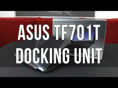 Asus Transformer Pad TF701T docking unit review (keyboard plus touchpad)