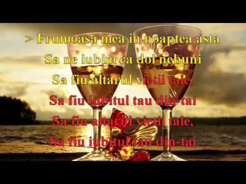 MARCEL PAVEL - FRUMOASA MEA, ROMANIAN KARAOKE