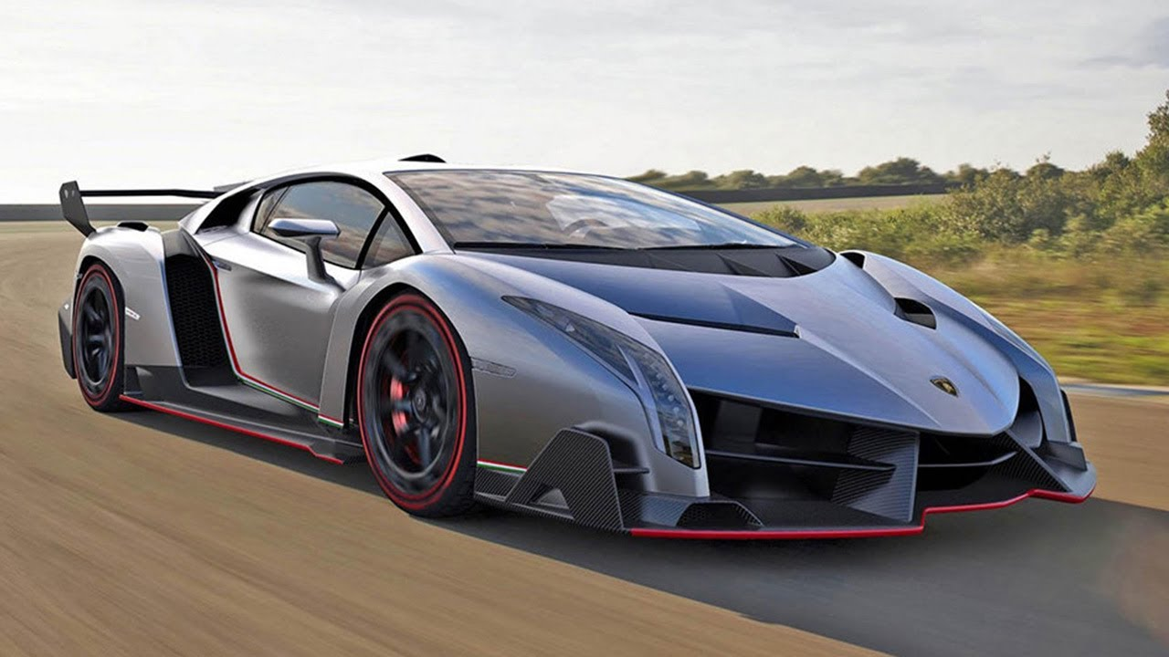 Fastest Lamborghini In The World >> World S Fastest Car Lamborghini Veneno Youtube