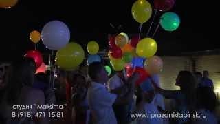 Оформление зала, услуги фотографа, услуги видеосъемки, праздничный салют Екатеринбург
