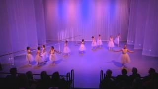 Performance 1 Degas Little Dancers