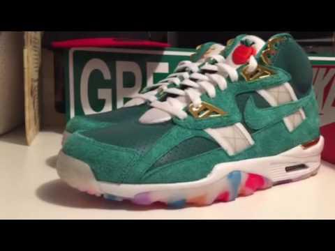 Sneaker Of The Week  Nike Bo Jackson Olympic Trainer - YouTube 22f204359
