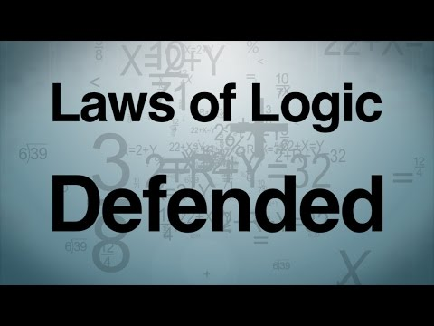 The Laws of Logic Defended