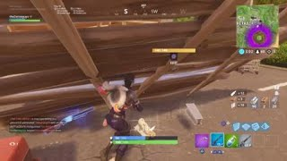 Fortnite battle royale i hit my snipes!!!