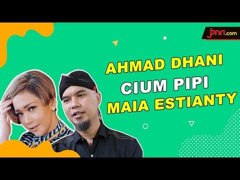 Indonesian Idol 2020: Ciuman Ahmad Dhani Untuk Maia Estianty Bikin Heboh