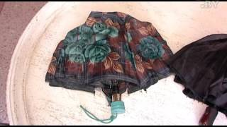 Полезные советы. Как правильно ухаживать за зонтом?