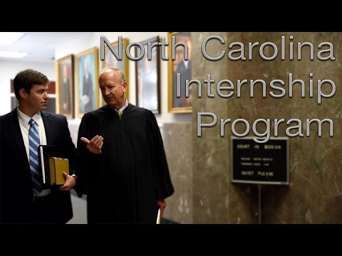 North Carolina Internship Program