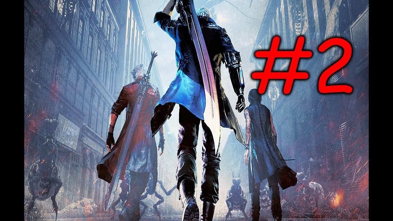 Let's Play Devil May Cry 5 - PC Gameplay Part 7 - The ...