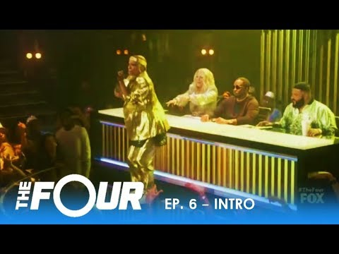 The Four: Battle For Stardom WILDEST Show Intro Ever! | S2E6 | The Four
