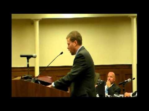 Dave Ware / Nathan Jordan Election Challenge Pretrial Hearing Part 3