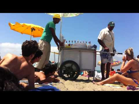 Day in the Life: Beaches of Rome, Italy