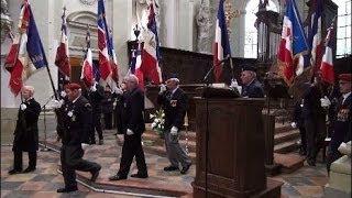 Messe du 11 novembre 2013 : Messe du Souvenir à l