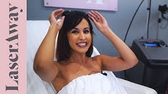 Kristyn Leon Gets Laser Hair Removal For The First Time