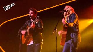 The Voice 2015 - Team Madden Perform Lifestyles of the Rich and Famous 1