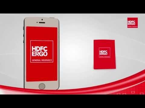 HDFC ERGO INSURANCE PORTFOLIO ORGANISER (IPO) MOBILE APP