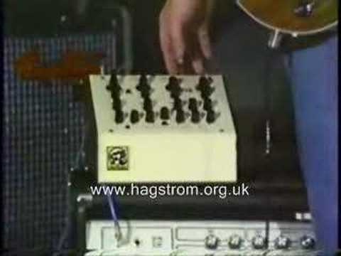 Hagstrom Guitars Patch 2000 Synthesizer Guitar Demo