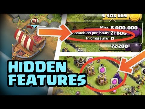 """13 HIDDEN """"Boat Update"""" Features 