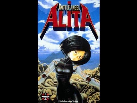Battle Angel Alita-Galli Der Film Original 1993 Deutsch