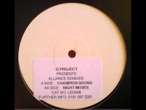 Q-Project - Nightmoves (Alliance Remix)