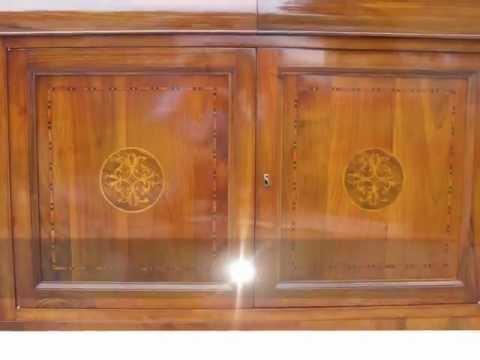 Produzione mobili classici milano credenza classica for Produzione mobili classici