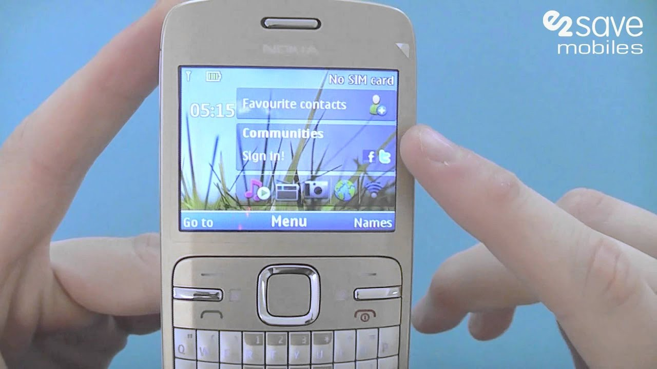 youtube application download for nokia c3-00