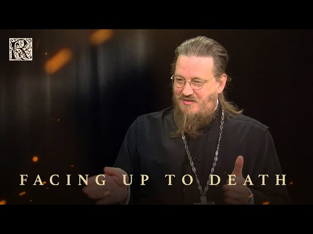 Facing Up to Death || John Behr | RESET