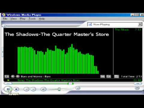 The Shadows-The QuarterMaster Store - YouTube