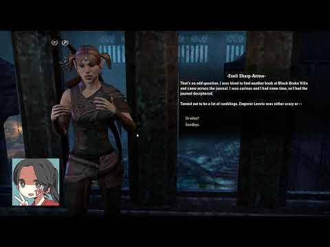 ESO Blackwood: A Mortal's Touch |