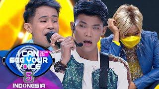 Download lagu Buaya Buntung Duet Bareng Tri Suaka! Bunda Inul Nyesel Sampai Lemas - I Can See Your Voice