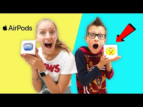 Download Customizing AirPods Pro and Giving Them Away!