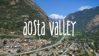 Italy: Aosta Valley with Turin & Lake Maggiore   Cinematic family travel vlog