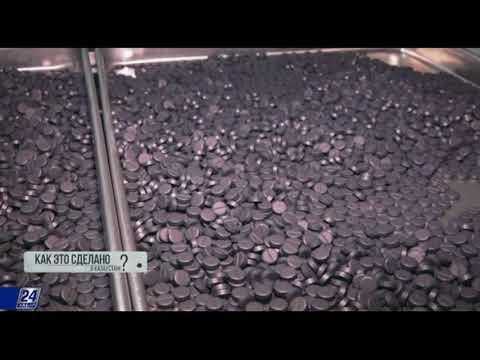 Как делается активированный уголь