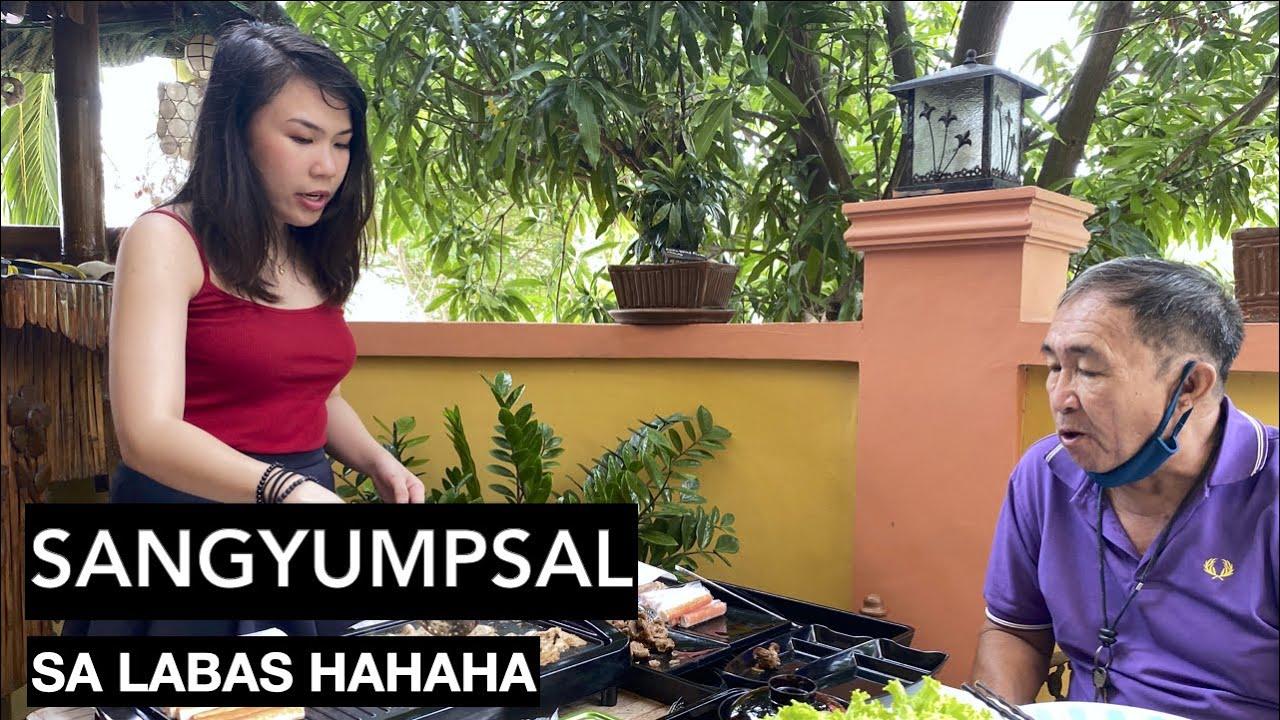 Download tara SANGYUMPSAL sa labas • Korean / Japanese / Filipino (mix) LOL
