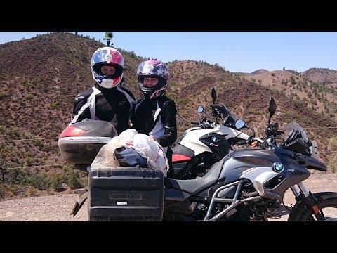 Australian Motorcycle Trip 2017