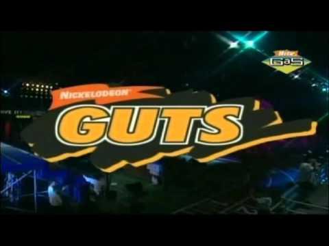 Nickelodeon GUTS (Season 3