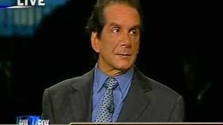 OBAMA EXPOSED -- FOX NEWS ARCHIVES! :: Charles Krauthammer HAMMERS Liberal Propaganda Press!!