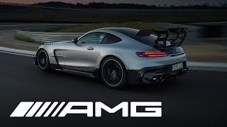 Made in Affalterbach. The new Mercedes-AMG GT Black Series.