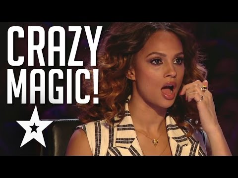 Best Magicians From Around The World | Got Talent Global