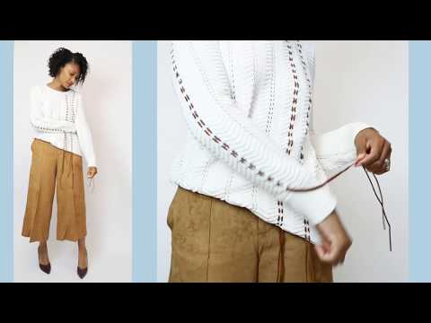 3 Simple DIY No Sew Fashion Hacks to Customize Your Clothes - YouTube
