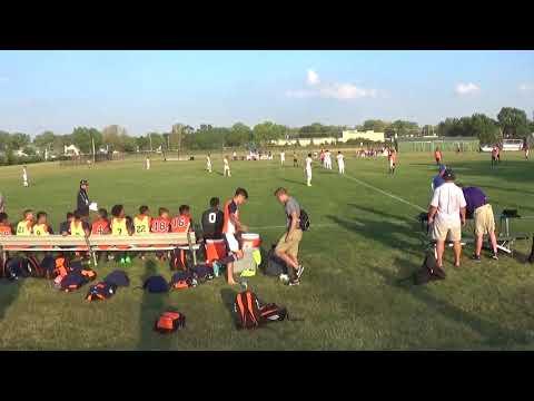 PSC Men's Soccer vs. Morton College 9-26-17 (Second Half)