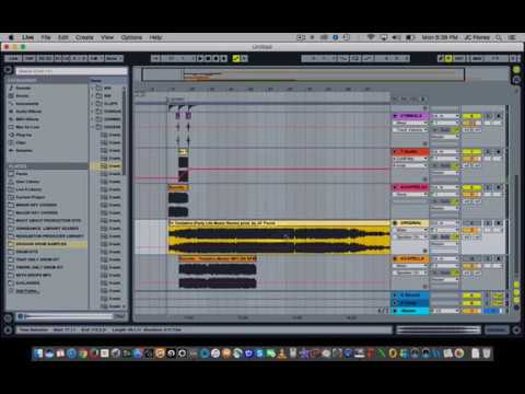 How to DJ -Episode 10 - How to make an ACAPELLA INTRO EDIT for DJs (Tutorial)
