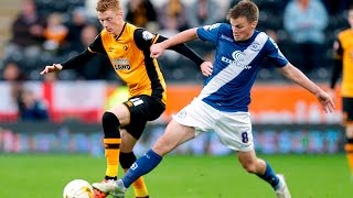 Hull City 2-0 Birmingham City | Championship Highlights 2015/16