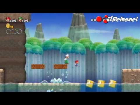 Video análisis/review New Super Mario Bros. Wii