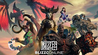 BlizzCon 2021 Opening Ceremony and Day 1 Panels Livestream