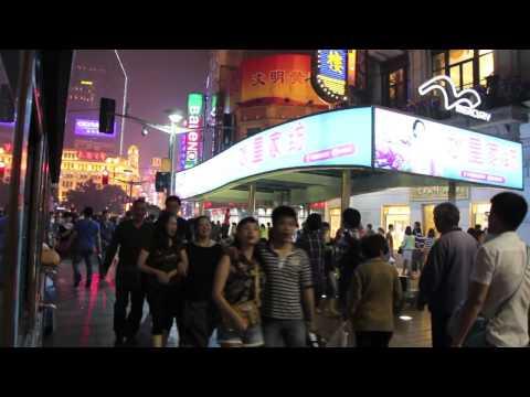 2013 Shanghai Scenery: The Bund & Nanjing Road