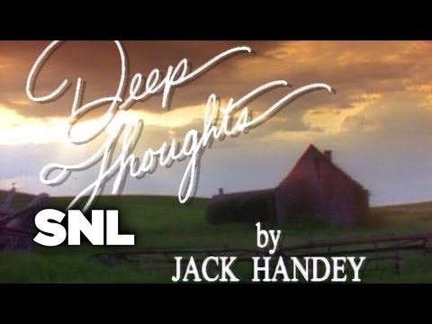 Deep Thoughts: Job Interviews - Saturday Night Live