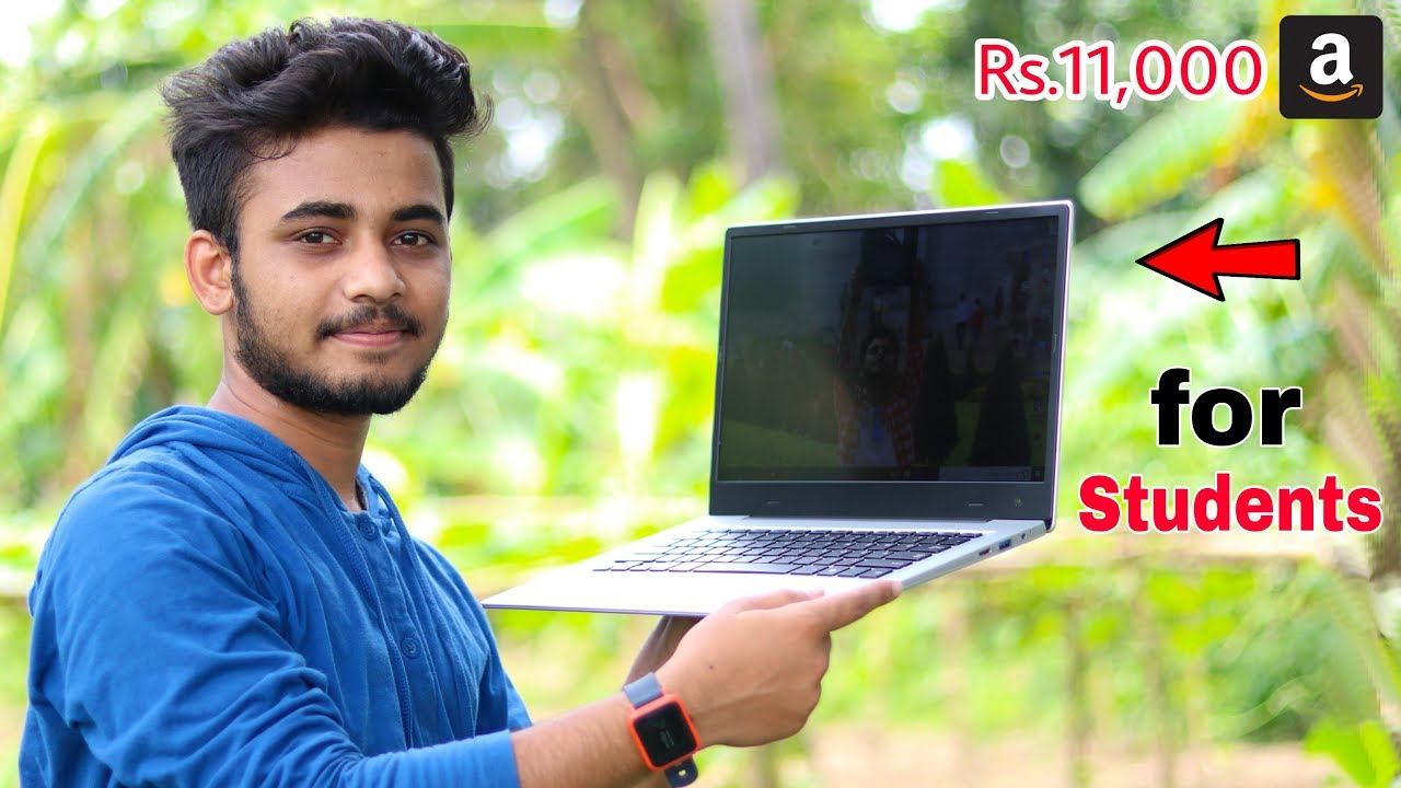 EZBOOK LAPTOP FOR STUDENTS - 6GB RAM UNDER Rs.11,000 ✅ apple Macbook clone Laptop Unboxing REVIEW